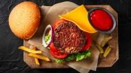 Ernährung: Jeder hat das Recht auf einen Burger