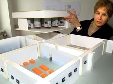 holocaust mahnmal ort der information erg nzt peter eisenmans entwurf feuilleton faz. Black Bedroom Furniture Sets. Home Design Ideas