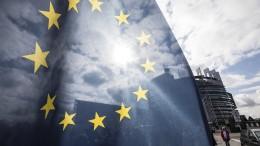 Verhandlungen zum EU-Haushalt 2020 vorerst geplatzt