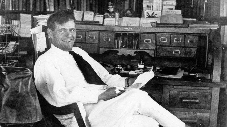 100. Todestag des Abenteuerschriftstellers Jack London
