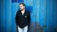 Jetzt schaut er fast wie der Eberhofer: Sebastian Bezzel, am Donnerstag in München