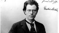 Gustav Mahler, 1892, als Kapellmeister in Hamburg.