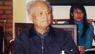 Li Rui, ehemals Sekretär von Mao Tse-tung, ist der Kopf der Protestbewegung in China