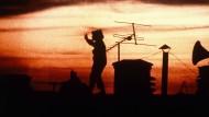 Auch unter den Nichtmehrmitmachern ein Großer: Mats Wikström als Karlsson vom Dach in einer Astrid-Lindgren-Verfilmung aus dem Jahr 1974