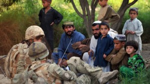 Der afghanische Aufklärer