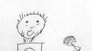 Zeichenstift statt Mikro: Wie Popstars sich selbst sehen