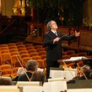 Auch in Zukunft auf dem Schirm? Der Konzertbetrieb, hier mit Riccardo Muti und den Wiener Philharmonikern, muss sich auf einen großen Wandel einstellen.