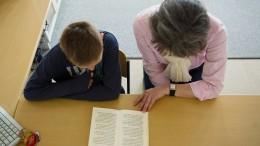Ist die Schule schuld am Leserschwund?
