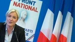 Frankreich braucht ein blaues Wunder