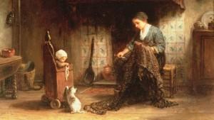 Das holländische Gemälde