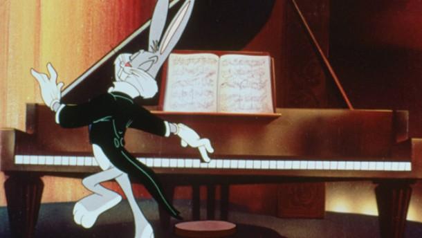 Looney Liszt im Trickfilmland
