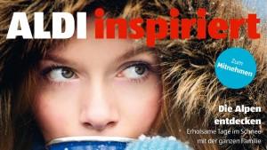 Aldis neues Kundenmagazin
