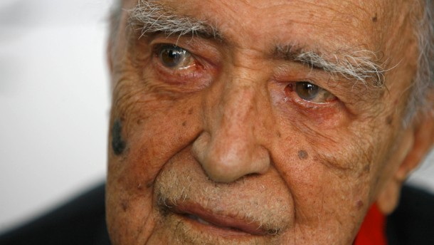 Brasilianischer Stararchitekt Oscar Niemeyer gestorben