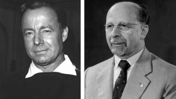 Heinz Rühmann war Berater von Walter Ulbricht