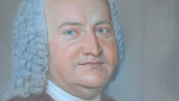 Verschollenes Bach-Porträt wiederentdeckt