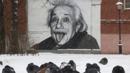 An Einstein verdienen nun die Chinesen