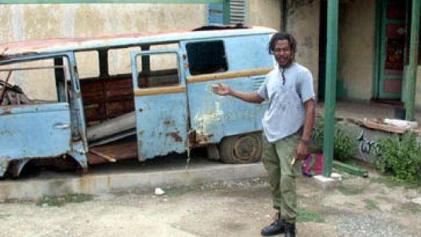 """No woman, no cry"" - Bob Marleys Getto-Hof erwacht zu neuem Leben"