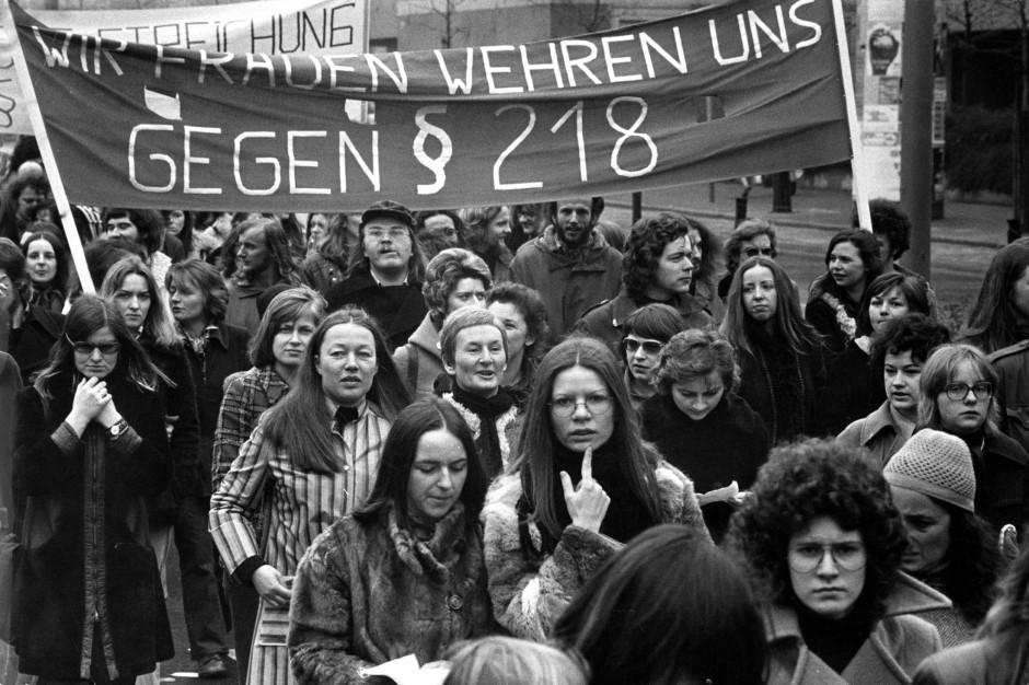 Frauenrechte Früher