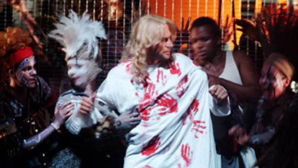 Bayreuther Festspiele ohne Skandal eröffnet