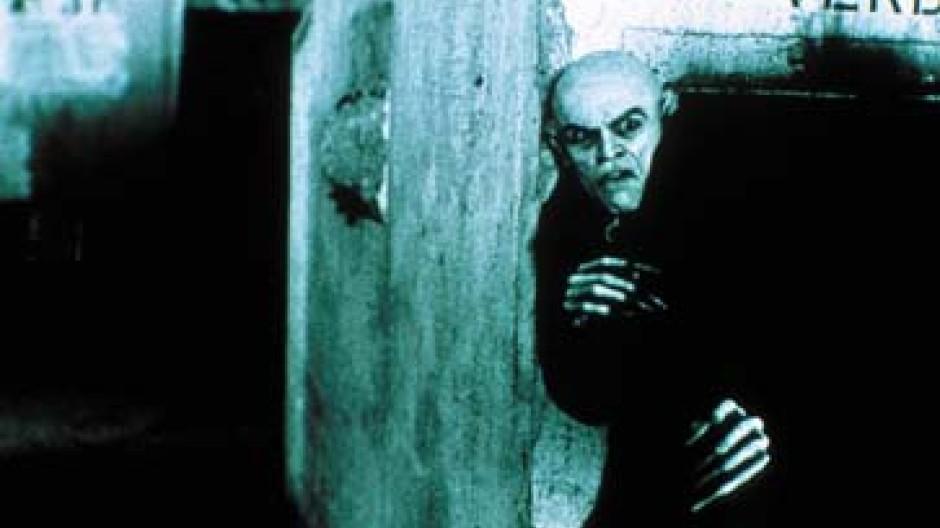 """Ein echter Vampir? Max Schreck 1922 in """"Nosferatu"""""""