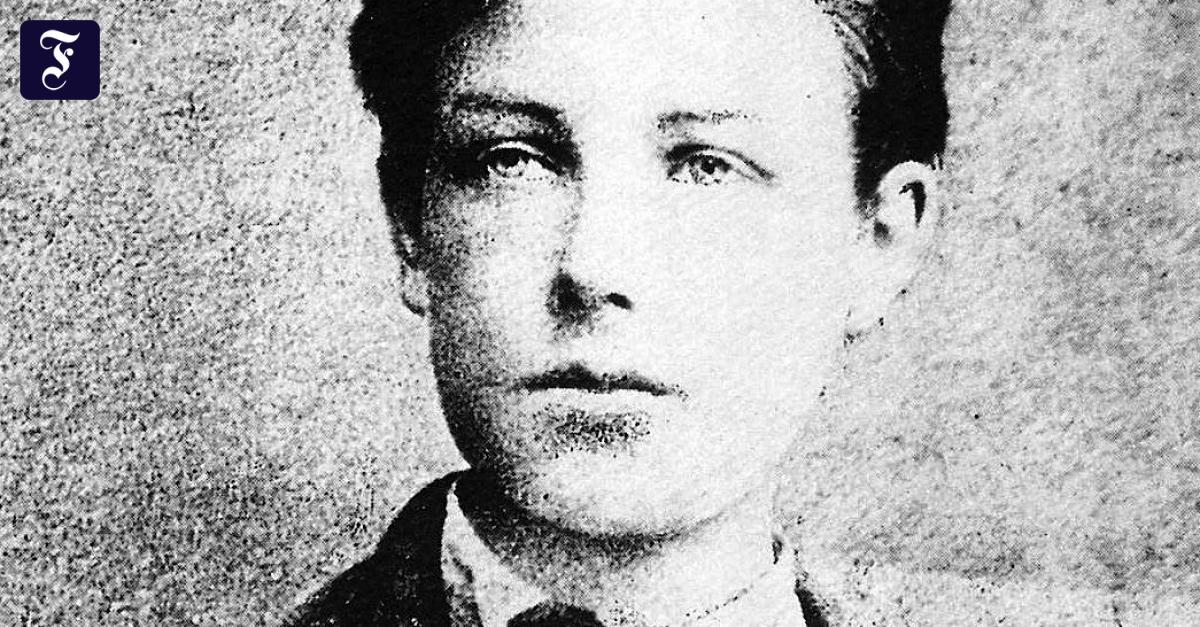 "Frankfurter Anthologie: Arthur Rimbaud: ""Für den Winter geträumt"""