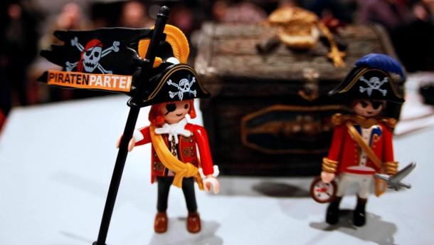 Piraten muessen ihre Luecken fuellen