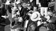 """Musikalischer Meilenstein und 1927 eines der ersten Broadway-Musicals mit einem Ensemble weißer und schwarzer Tänzer: """"Show Boat"""" in der Verfilmung aus dem Jahr 1951"""
