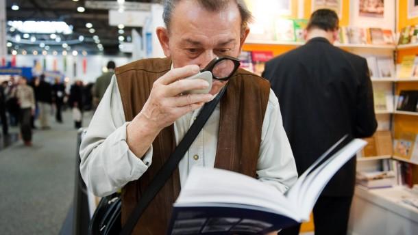 Wehe, wenn einer liest, was sie schreiben