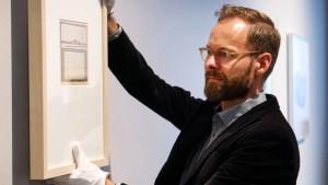 Trinkgeld für Museumsdirektoren