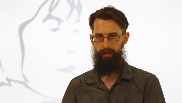 Clemens J. Setz erhält Auszeichnung