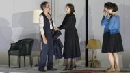 """Szenenbild der Salzburger Uraufführung von Marc-André Dalbavies """"Charlotte Salomon""""."""