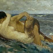 Max Klinger; Die Sirene