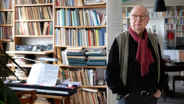 Aribert Reimann für Lebenswerk geehrt
