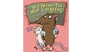 """Nadia Budde: """"Vor meiner Tür auf einer Matte"""". Peter Hammer Verlag, Wuppertal 2016. 32 S., geb., 15,90 €. Ab 4 J."""