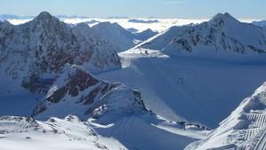 Gletscherverluste, Riesenbäume,  Windkraftpsychologen