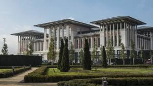 Präsident Erdogans osmanische Traumfabrik