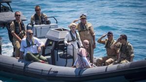 Doktorspiel mit Schiffsarzt