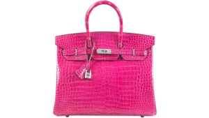 Eine Handtasche für mehr als 200.000 Euro