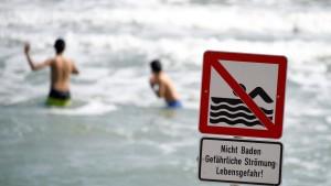 Fast 400 Deutsche 2014 ertrunken