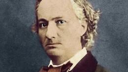 """Thomas Huber liest """"Ohne Titel"""" von Charles Baudelaire"""