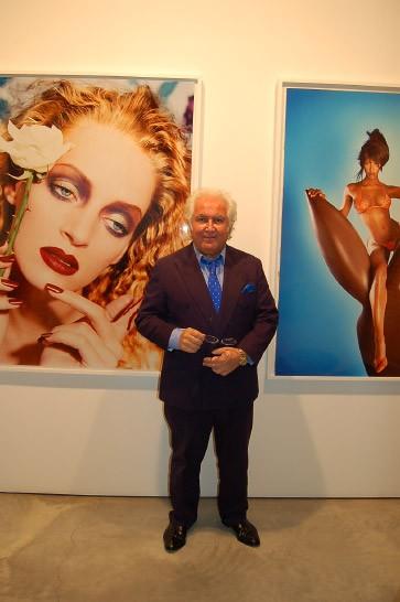 Abgekühlter Eigensinn: Tony Shafrazi ist heute einer der prominentesten Kunsthändler der Welt.