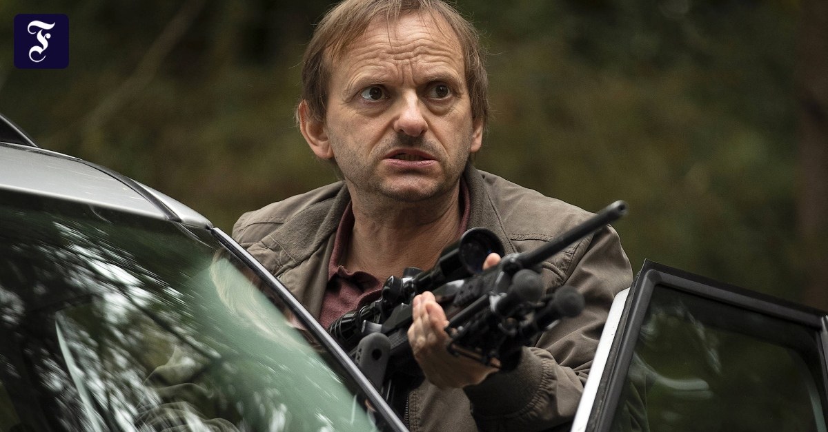"""Der """"Tatort"""" - Querschläger: Ein Mann greift zum Gewehr"""
