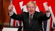 Boris Johnson hat es immer vermocht, seine Kritiker zu verwirren und die politische Schwerkraft auf den Kopf zu stellen.
