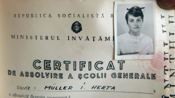 Herta Müller und der lange Arm der Securitate