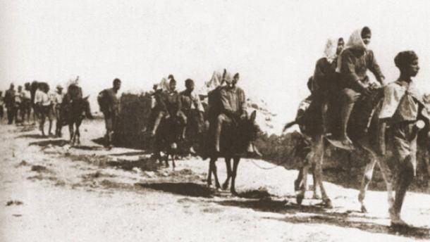 """Kopie von """"Aghet - ein Völkermord mädchen auf lasttieren"""""""