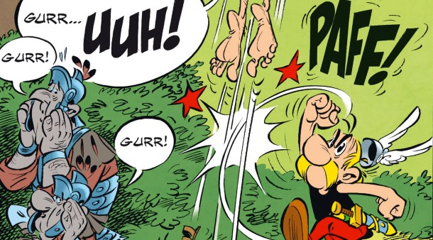 Abba nackt asterix Asterix and
