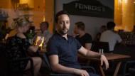 Yorai Feinberg lebt seit sechs Jahren in Berlin, seit fünf hat er sein Restaurant
