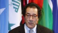 Die Hyperbel war schuld: Der ägyptische Kulturminister Faruk Hosni
