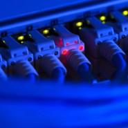 Bleibt wie so manches im Netz im Dunkeln: Netzwerk-Kabelstecker.