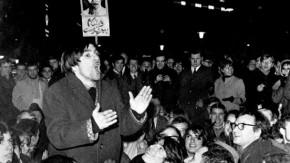 dutschke anti vietnam war demonstration